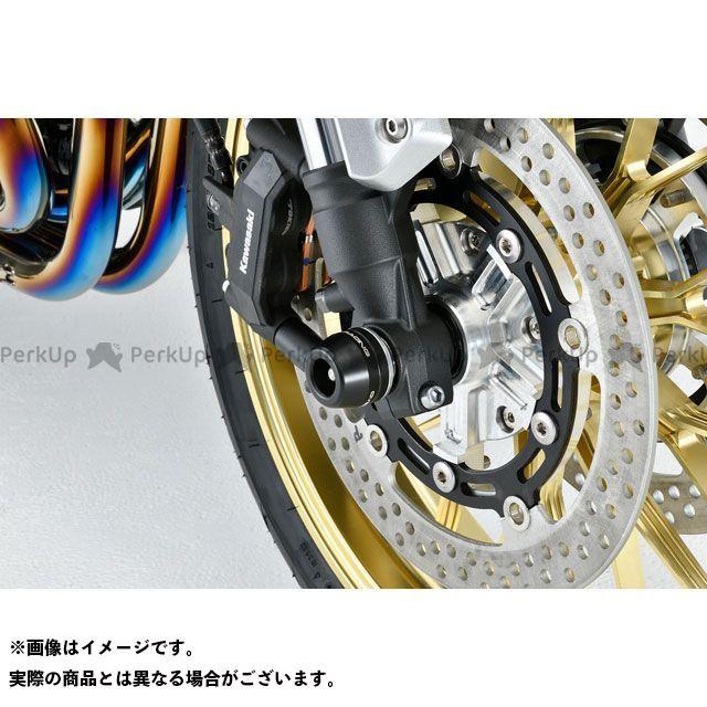 【エントリーで最大P23倍】オーバーレーシング Z900RS フロントアクスルスライダー OVER RACING