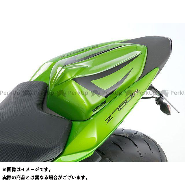 BODY STYLE Z750R シートカバー KAWASAKI Z750R 2011-2012 グリーン ボディースタイル