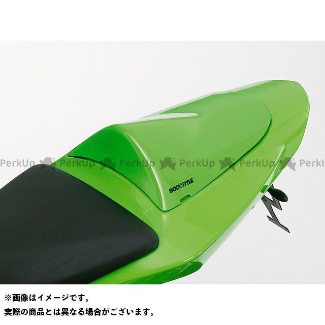 BODY STYLE ニンジャZX-6R シートカバー KAWASAKI ZX-6R 2003-2004 グリーン