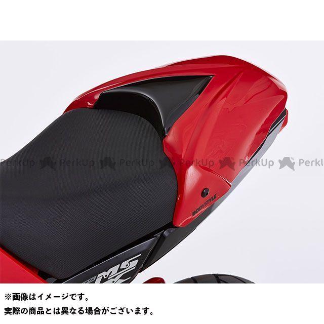 【特価品】BODY STYLE グロム シートカバー HONDA MSX125 2013-2015 ブラック ボディースタイル