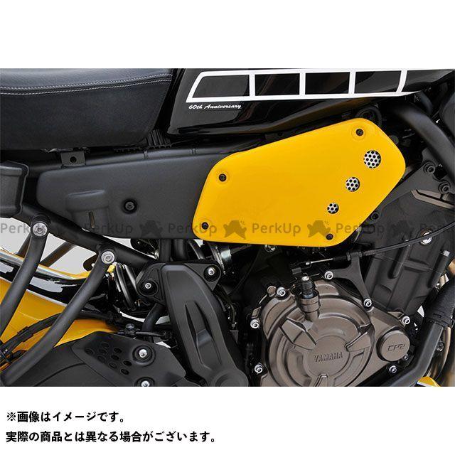 BODY STYLE XSR700 サイドパネル YAMAHA XSR700 2016-2018 シルバー ボディースタイル