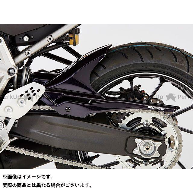 BODY STYLE MT-07 MT-07 モトケージ リアハガー YAMAHA MT-07 2014-2018 / Motocage 2015-2017 / Tracer 700 2016-2018 マットグレー ボディースタイル