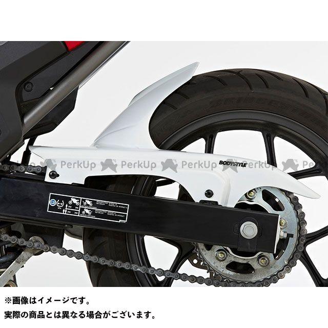 BODY STYLE リアハガー HONDA NC700/750 S/X 2012-2018 / Integra 700 2012-2013 未塗装 ボディースタイル