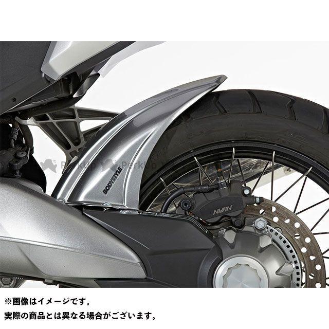 BODY STYLE VFR1200X・クロスツアラー リアハガー HONDA VFR1200X Crosstourer 2012-2018 シルバー ボディースタイル