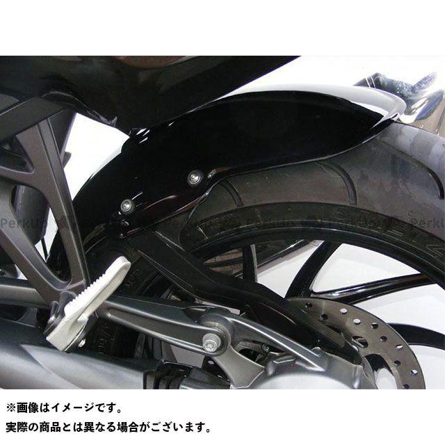 BODY STYLE リアハガー BMW K 1200 R 2005-2008 / K 1200 S 2004-2008 / K 1300 R 2009-2015 / K 1300 S 2009-2015 ブラック ボディースタイル
