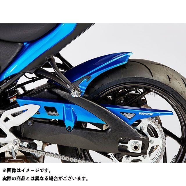 BODY STYLE GSX-S1000 GSX-S1000F リアハガー SUZUKI GSX-S 1000/F 2015-2018 ブラック ボディースタイル