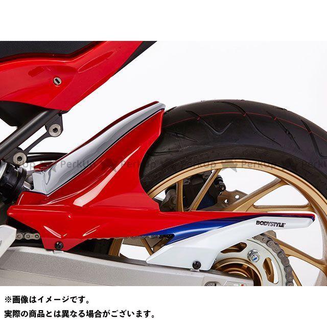 BODY STYLE CB650F CBR650F リアハガー HONDA CB650F 2014-2015 / CBR650F 2014-2018 シルバー ボディースタイル
