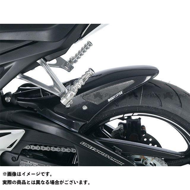 BODY STYLE CBR1000RRファイヤーブレード リアハガー HONDA CBR1000RR 2008-2013 カーボンルック ボディースタイル