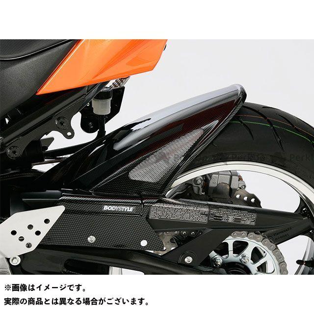 BODY STYLE Z1000 リアハガー KAWASAKI Z1000 2007-2009 カーボンルック ボディースタイル
