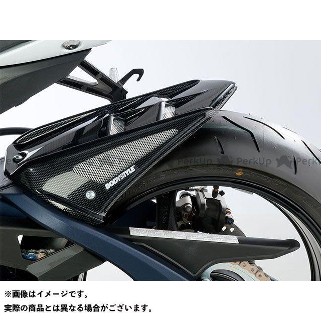 BODY STYLE 隼 ハヤブサ リアハガー SUZUKI GSX 1300 R Hayabusa 2008-2012 カーボンルック ボディースタイル