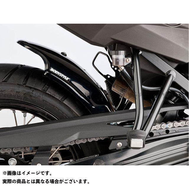 BODY STYLE F800GS リアハガー BMW F 800 GS 2008-2017 ブラック ボディースタイル