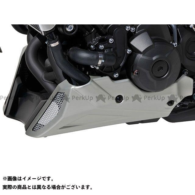 BODY STYLE XSR900 ベリーパン YAMAHA XSR900 2016-2018 シルバー/ブラック ボディースタイル