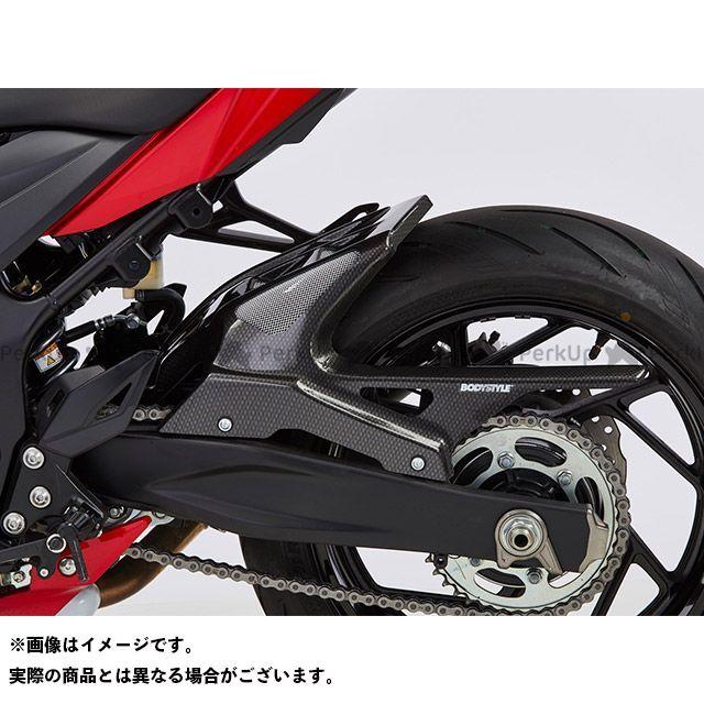 BODY STYLE GSX-S750 リアハガー SUZUKI GSX-S 750 2017-2018 カーボンルック ボディースタイル