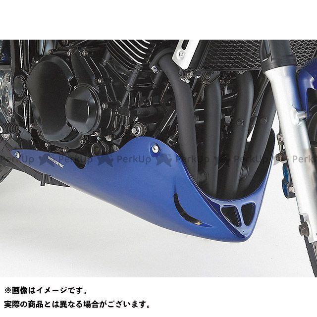 【特価品】BODY STYLE FZS1000フェザー ベリーパン YAMAHA FZS1000 Fazer 2001-2005 未塗装 ボディースタイル