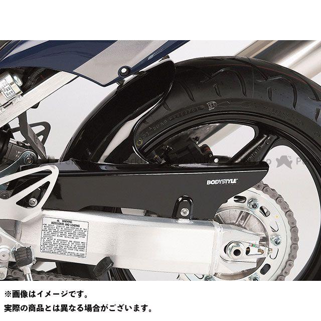【エントリーで更にP5倍】【特価品】BODY STYLE FZS1000フェザー リアハガー YAMAHA FZS1000 Fazer 2001-2005 未塗装 ボディースタイル