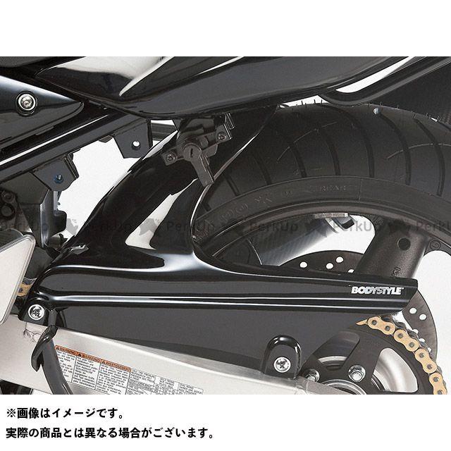 【エントリーで更にP5倍】【特価品】BODY STYLE リアハガー SUZUKI GSF 1200/S Bandit 1996-2005 ブラック ボディースタイル