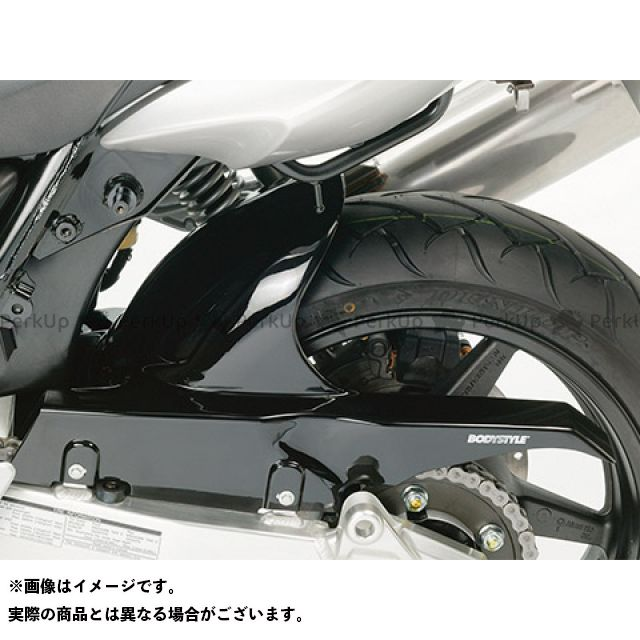 BODY STYLE CB1300スーパーフォア(CB1300SF) リアハガー HONDA CB1300 2002-2010 / CB1300S 2005-2013 未塗装 ボディースタイル