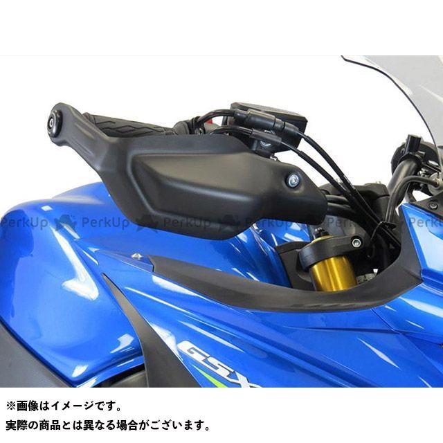 BODY STYLE GSX-S1000 GSX-S1000F ハンドガード SUZUKI GSX-S 1000 /F 2015-2018 マットブラック ボディースタイル