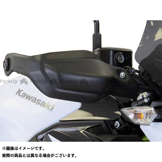 【無料雑誌付き】【特価品】ボディースタイル Z650 ハンドガード KAWASAKI Z650 2017-2018 マットブラック BODY STYLE