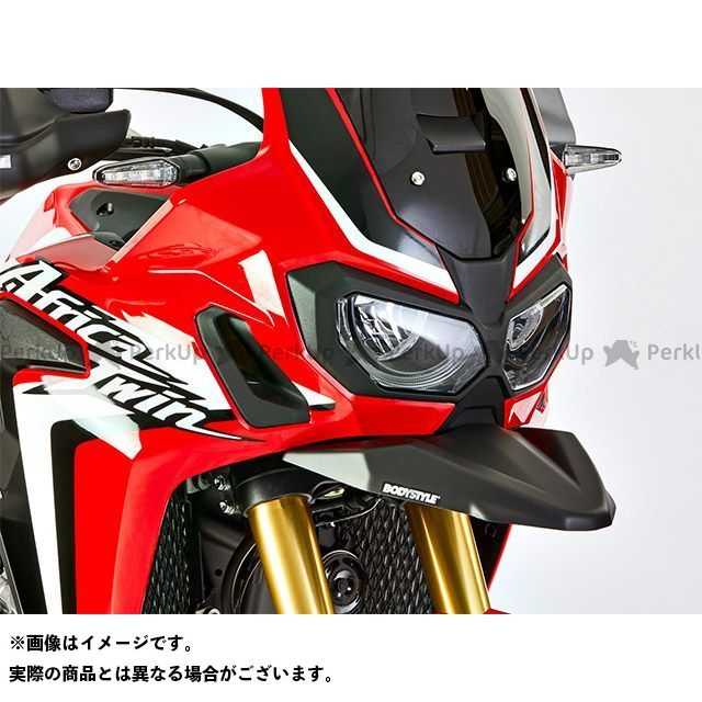BODY STYLE CRF1000Lアフリカツイン CRF1000Lアフリカツイン アドベンチャースポーツ ビーク エクステンション HONDA CRF1000L Africa Twin 2016-2018 / CRF1000L Africa Twi…