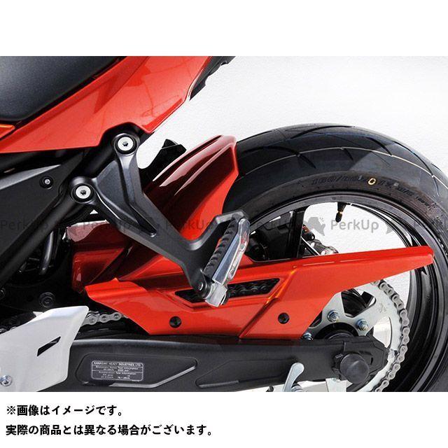 BODY STYLE ニンジャ650 リアハガー KAWASAKI Ninja 650 2018 グレー ボディースタイル