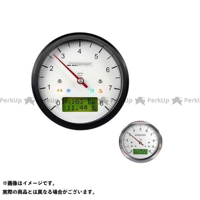 モトガジェット 汎用 スピードメーター モトスコープクラシック 14K ポリッシュ