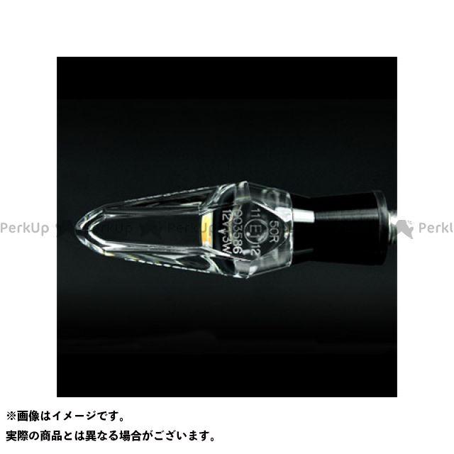 モトガジェット 汎用 mo-ブレイズ アイス ブラック  motogadget