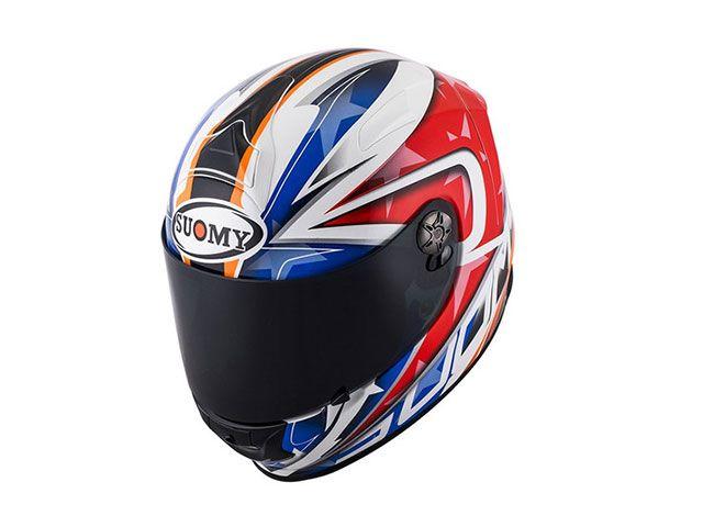SUOMY スオーミー フルフェイスヘルメット SSR0030 SR-SPORT INDY XL/61-62cm