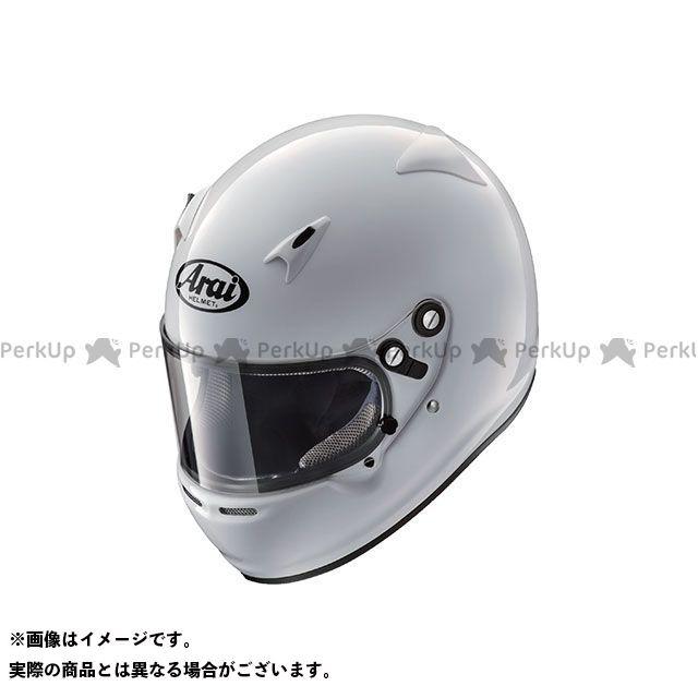 アライ ヘルメット Arai CK-6K ジュニアカート競技専用(ホワイト) 54-56cm