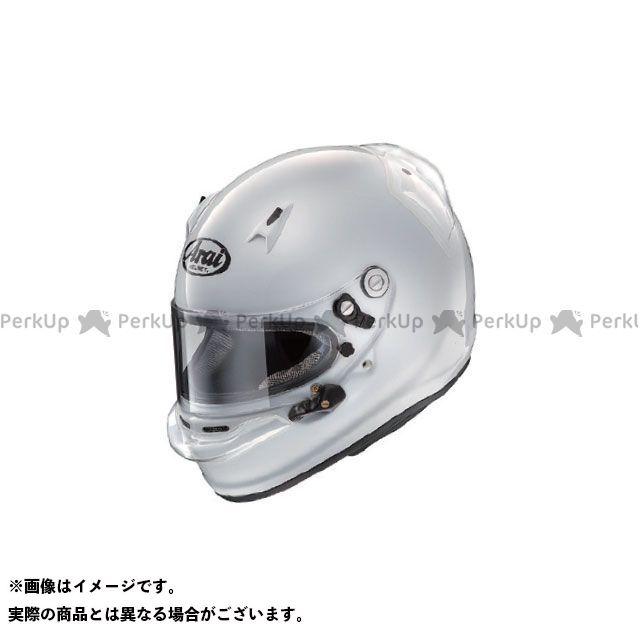 【エントリーで更にP5倍】アライ ヘルメット SK-6 PED カート競技専用モデル(ホワイト) サイズ:54cm Arai