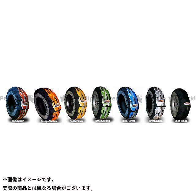 【エントリーで更にP5倍】GET HOT タイヤウォーマー GP-MAX JP250サイズ カラー:イエロー/シルバー ゲットホットタイヤウォーマー