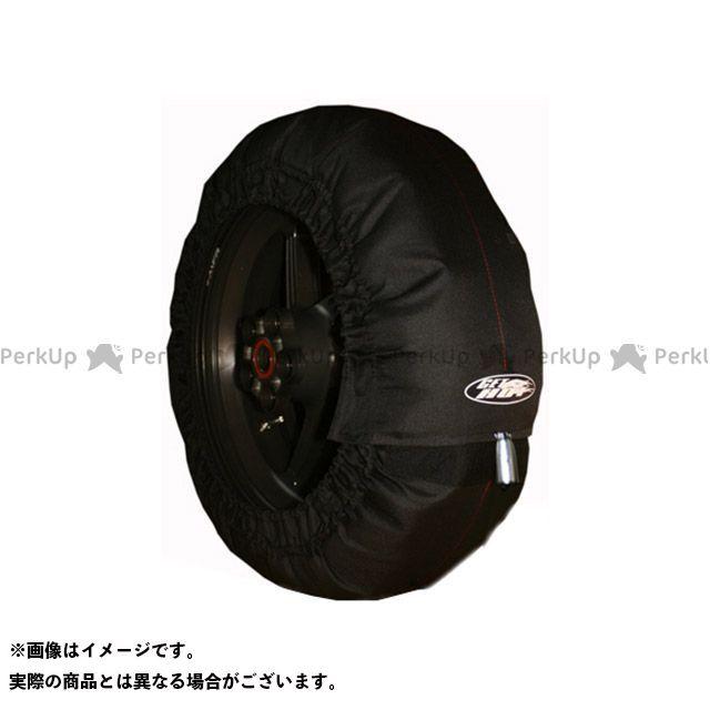 GET HOT タイヤウォーマー 汎用 GP-Factory 18インチ ソリッドブラック ゲットホットタイヤウォーマー
