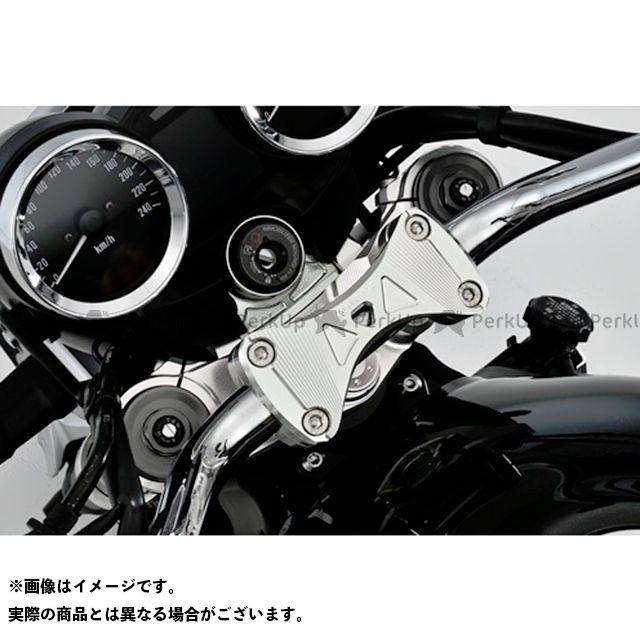 アグラス Z900RS トップブリッジ アッパーブラケットブリッジタイプ AGRAS