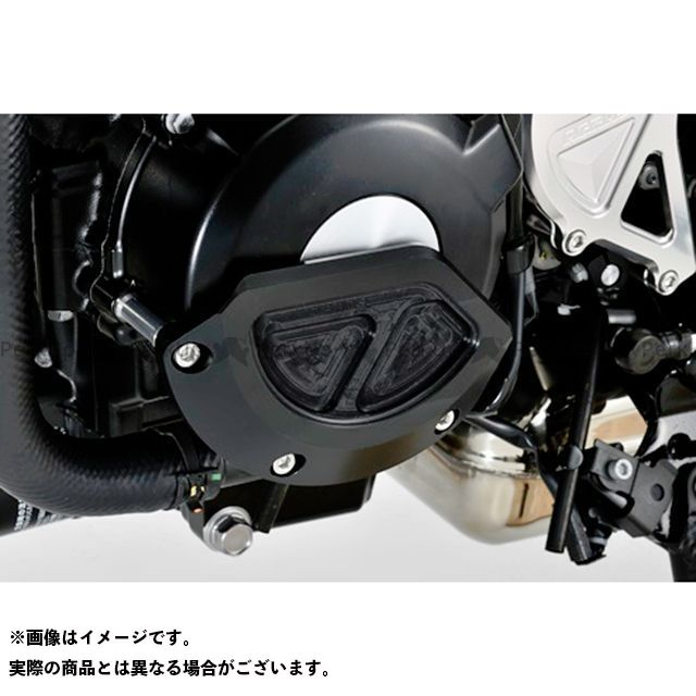 アグラス Z900RS レーシングスライダー ジェネレーターB ジュラコンカラー:ブラック AGRAS