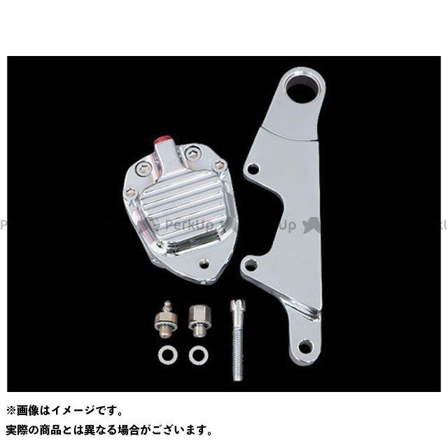 GMA 2ポッドリブブレーキキット88y-FXSTSF11.5inクローム ジーエムエー