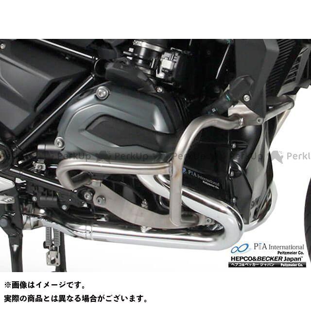 ヘプコアンドベッカー R1200R R1200RS エンジンガード カラー:シルバー HEPCO&BECKER