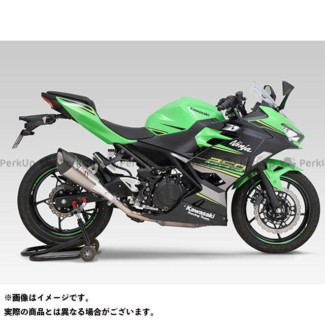 ヨシムラ ニンジャ250 ニンジャ400 Slip-On R-11 サイクロン 1エンド EXPORT SPEC 政府認証 SSF YOSHIMURA