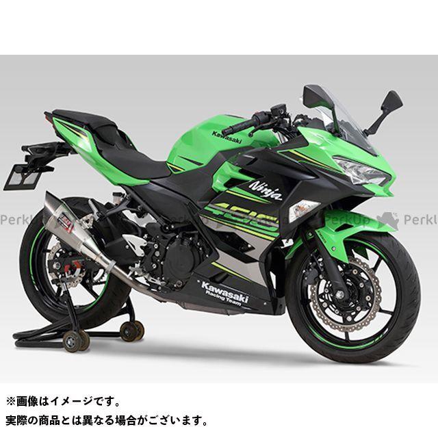 ヨシムラ ニンジャ250 ニンジャ400 マフラー本体 Slip-On R-11 サイクロン 1エンド EXPORT SPEC 政府認証 ST 6月中旬発売予定