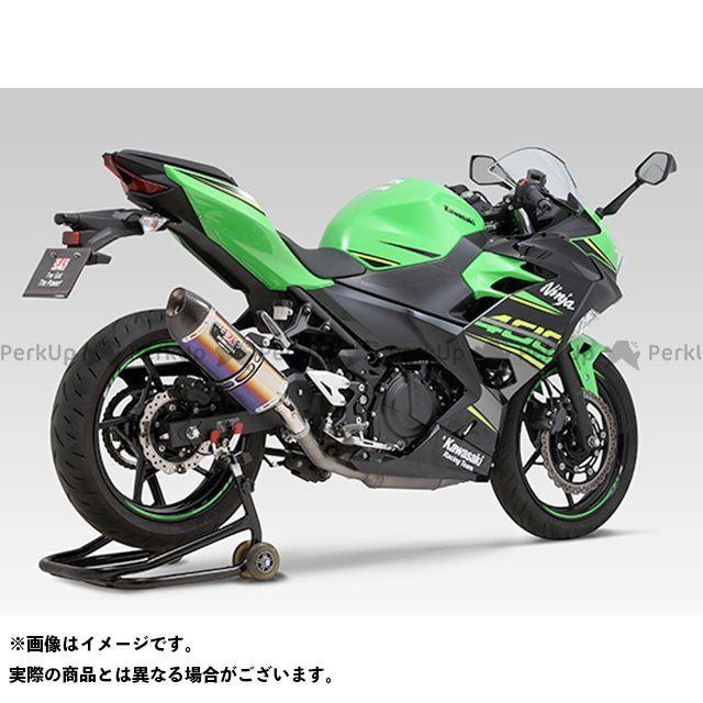 ヨシムラ ニンジャ250 ニンジャ400 Slip-On R-77S サイクロン カーボンエンド EXPORT SPEC 政府認証 STBC YOSHIMURA