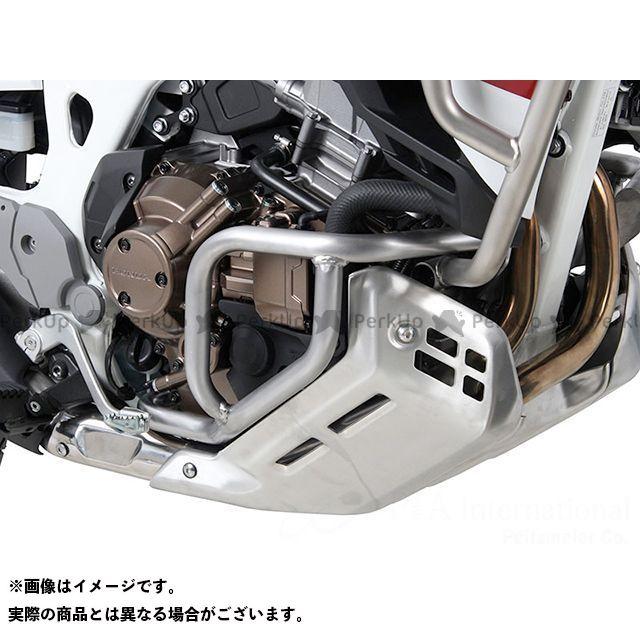 ヘプコアンドベッカー CRF1000Lアフリカツイン エンジンガード カラー:ステンレス 車両モデル:非搭載車 HEPCO&BECKER