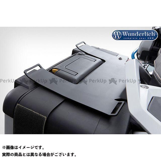 ワンダーリッヒ R1200GS キャリア・サポート BMW純正樹脂パニアケース用ラゲッジラック 左右セット(ブラック)