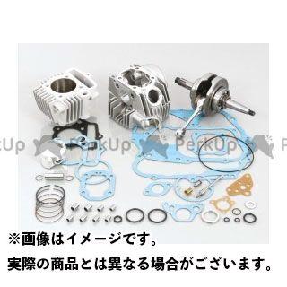 送料無料 キタコ KITACO ボアアップキット 108cc STD-タイプ2 ボアアップキット(メッキシリンダー)