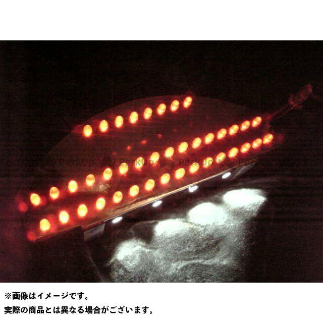 送料無料 From Neighbor CBR900RRファイヤーブレード CBR929RRファイヤーブレード テール関連パーツ CBR900RR(00~01)/CBR929RR用LEDテールユニット ナンバー灯無しタイプ