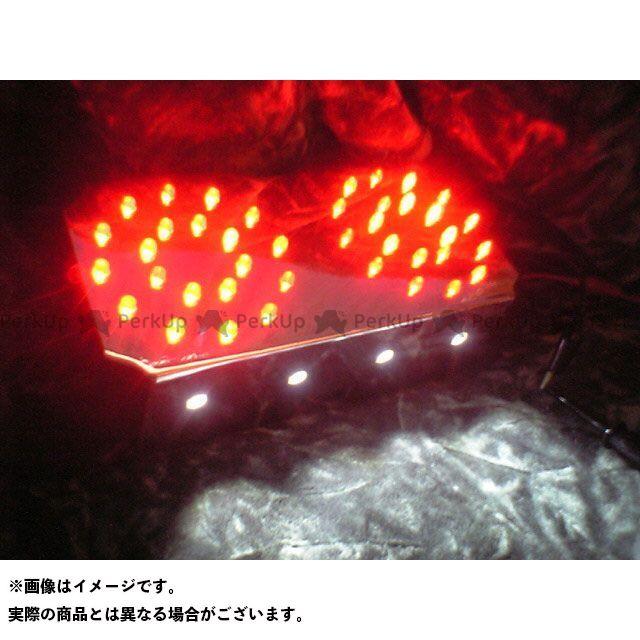 From Neighbor CB750F/900F/1100F/CBX1000用LEDテールユニット 仕様:◎配列タイプ フロムネイバー