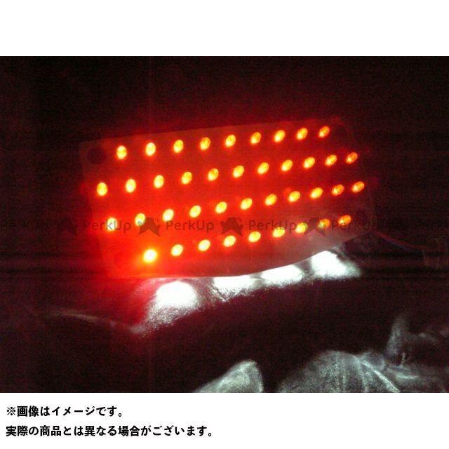 送料無料 From Neighbor GSX250E GSX400E テール関連パーツ GSX250E/GSX400E/ザリ用LEDテールユニット