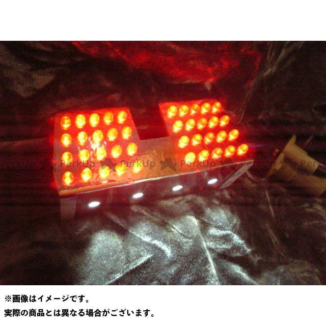 From Neighbor ZXR250 ZXR250 1型(ZX250A)用LEDテールユニット フロムネイバー