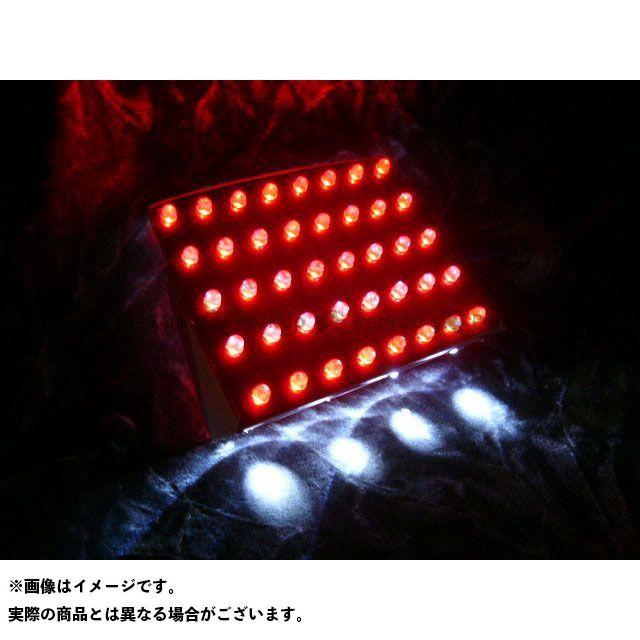 送料無料 From Neighbor ニンジャZX-10 ニンジャZX-11 ZZR1100 テール関連パーツ ZZ-R1100C/ZX-10/ZX-11用LEDテールユニット