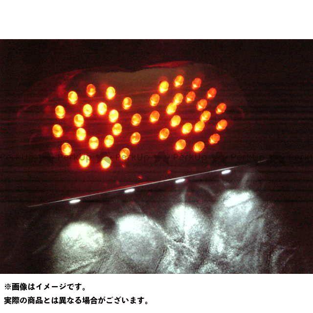 From Neighbor ゼファー ZHPHYR400用LEDテールユニット 仕様:◎配列タイプ フロムネイバー