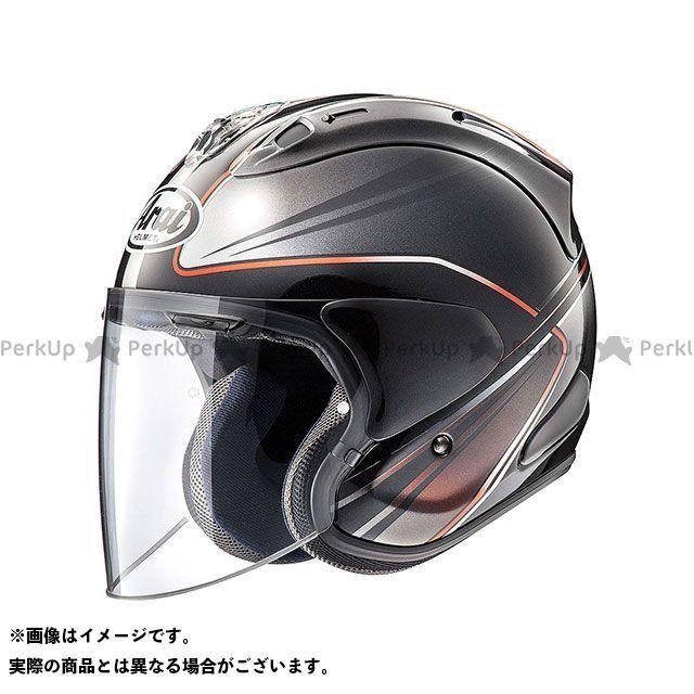 アライ ヘルメット Arai VZ-Ram WEDGE(VZ-ラム・ウエッヂ) ダークグレー 54cm