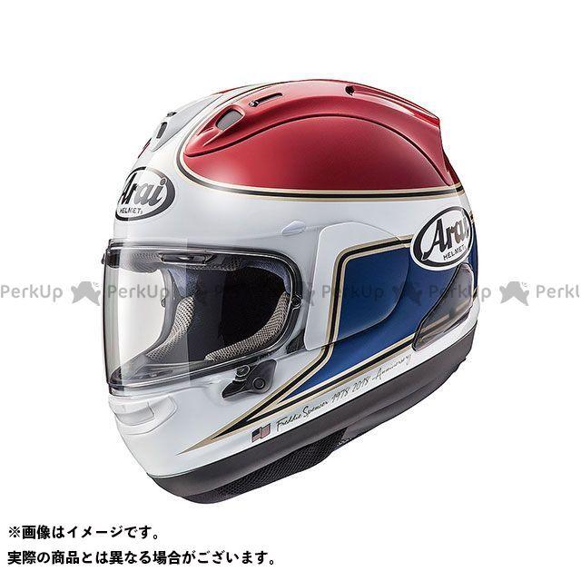 アライ ヘルメット Arai フルフェイスヘルメット RX-7X SPENCER 40th(RX-7X・スペンサー40th) レッド 55cm